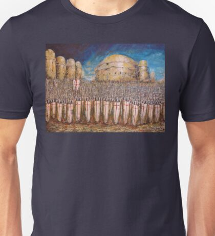 DEFENCE OF JERUSALEM Unisex T-Shirt