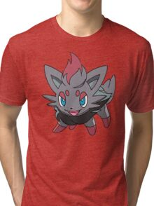 Zorua Tri-blend T-Shirt