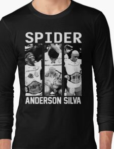 Anderson Silva Champion [FIGHT CAMP] Long Sleeve T-Shirt