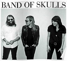 Band of Skulls Rock-Band Poster