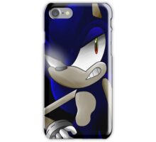 Dark Sonic iPhone Case/Skin