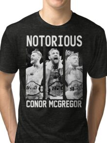 Conor McGregor Champion [FIGHT CAMP] Tri-blend T-Shirt