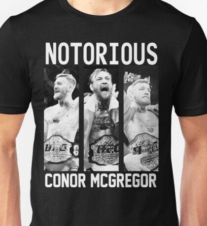 Conor McGregor Champion [FIGHT CAMP] Unisex T-Shirt