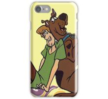 scooby doo iPhone Case/Skin