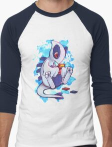 Gamer Lugia Men's Baseball ¾ T-Shirt