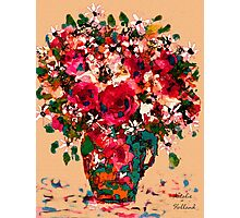 Garden Bouquet Photographic Print