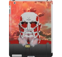 Attack on titan - Shingeki no Kyojin - Minecraft iPad Case/Skin