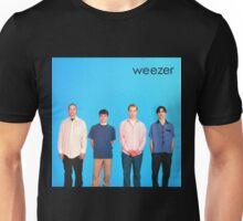 Weezer Blue Album Unisex T-Shirt