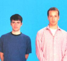 Weezer Blue Album Sticker