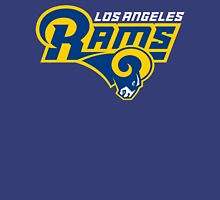 LOS ANGELES RAMS BLUE LOGO Unisex T-Shirt