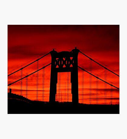 Pittsburgh Sunrise Photographic Print
