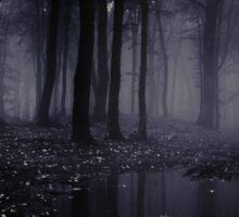 The Dark Forest 1 Sticker