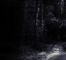 The Dark Forest 2 Sticker