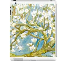 Almond in Bloom: in Quest of all things Vincent iPad Case/Skin