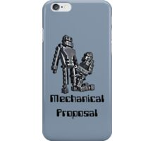 Mechanical Proposal iPhone Case/Skin