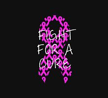 Fight For a Cure - Pink Unisex T-Shirt