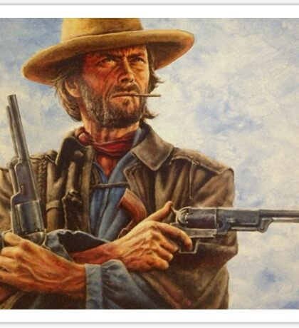 Josey wales Sticker