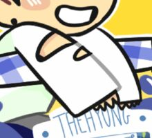 JAMS - Taehyung Sticker