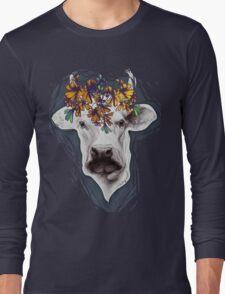 Lady cow. Long Sleeve T-Shirt