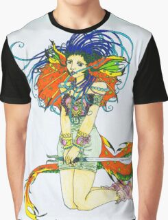 The Dragon Princess Graphic T-Shirt