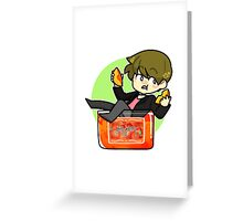 JAMS - Jin Greeting Card