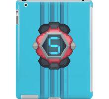 Nonary Bracelet - Number 5 iPad Case/Skin