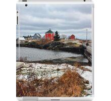 Winter at Stonehurst iPad Case/Skin
