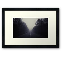 The Dark Forest 4 Framed Print