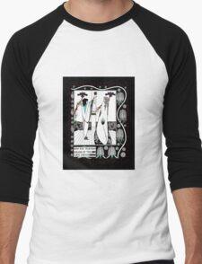 How Sir Tristan Drank the Love Drink Men's Baseball ¾ T-Shirt