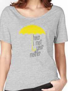 himym minimalist Women's Relaxed Fit T-Shirt
