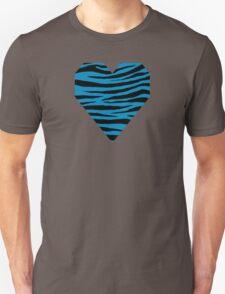 0564 Blue (NCS) Tiger T-Shirt