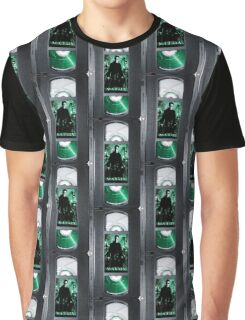 The Matrix vhs iphone-case Graphic T-Shirt