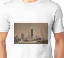 Chicago Skyline Unisex T-Shirt