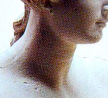 Venus Bust Sticker