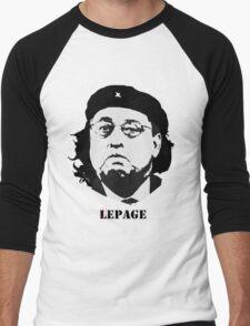 Viva LePage! Men's Baseball ¾ T-Shirt