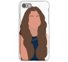 Selena Gomez Vector Drawing iPhone Case/Skin