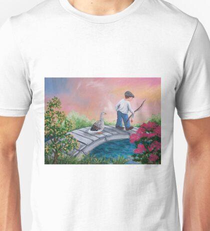 Fishing Friends Unisex T-Shirt