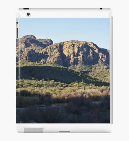 Rugged hills. iPad Case/Skin