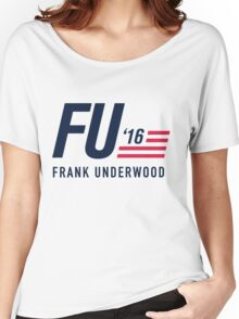 FU 2016 Women's Relaxed Fit T-Shirt