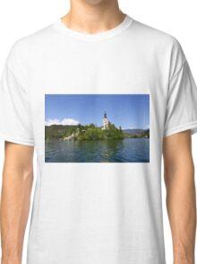 Blad Island Classic T-Shirt