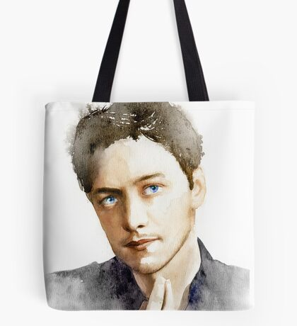 James McAvoy Tote Bag