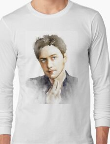 James McAvoy Long Sleeve T-Shirt