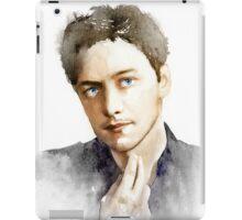 James McAvoy iPad Case/Skin