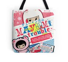 Trouble Gum Tote Bag
