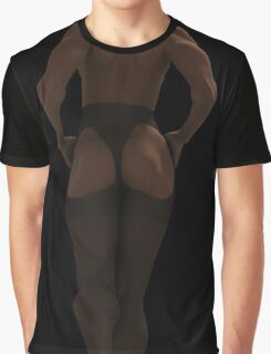 The Curves Of A Woman 2 Graphic T-Shirt
