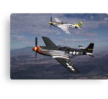 P-51 Canvas Print