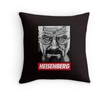 HEISENBERG PRINTING Throw Pillow