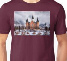 Provo City Center Temple Unisex T-Shirt