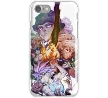 Epic Caricature Anime iPhone Case/Skin