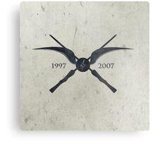 Snitch 1997 - 2007 Metal Print